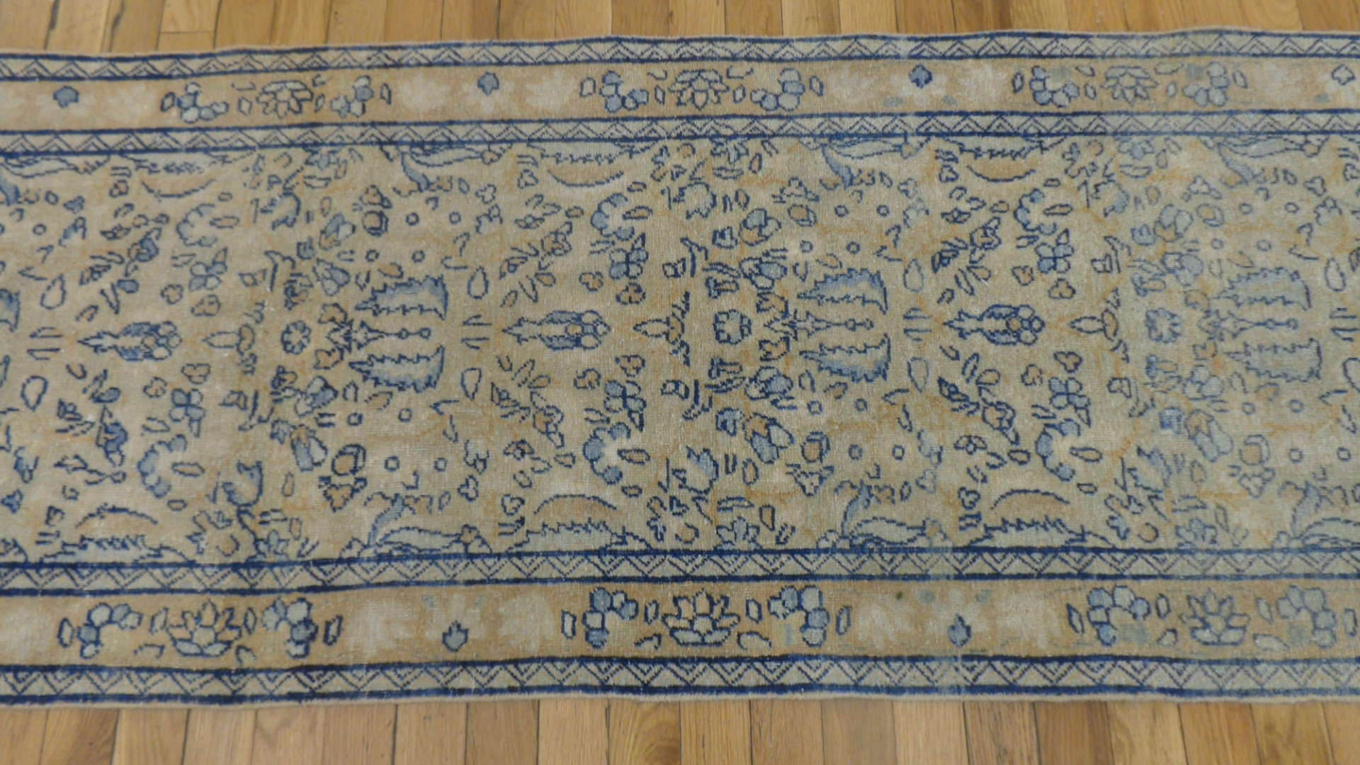 24759 persian kirman hall runner 2,1 x 20-2