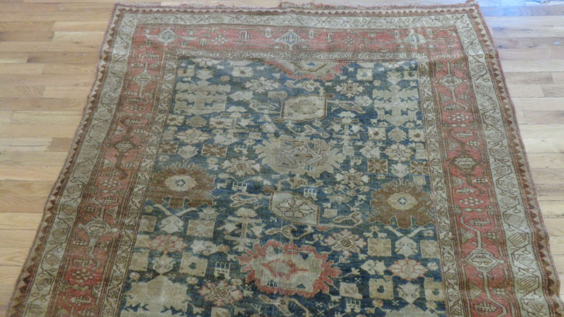 24764 antique persian bidjar rug 5,4 x 10,10-1