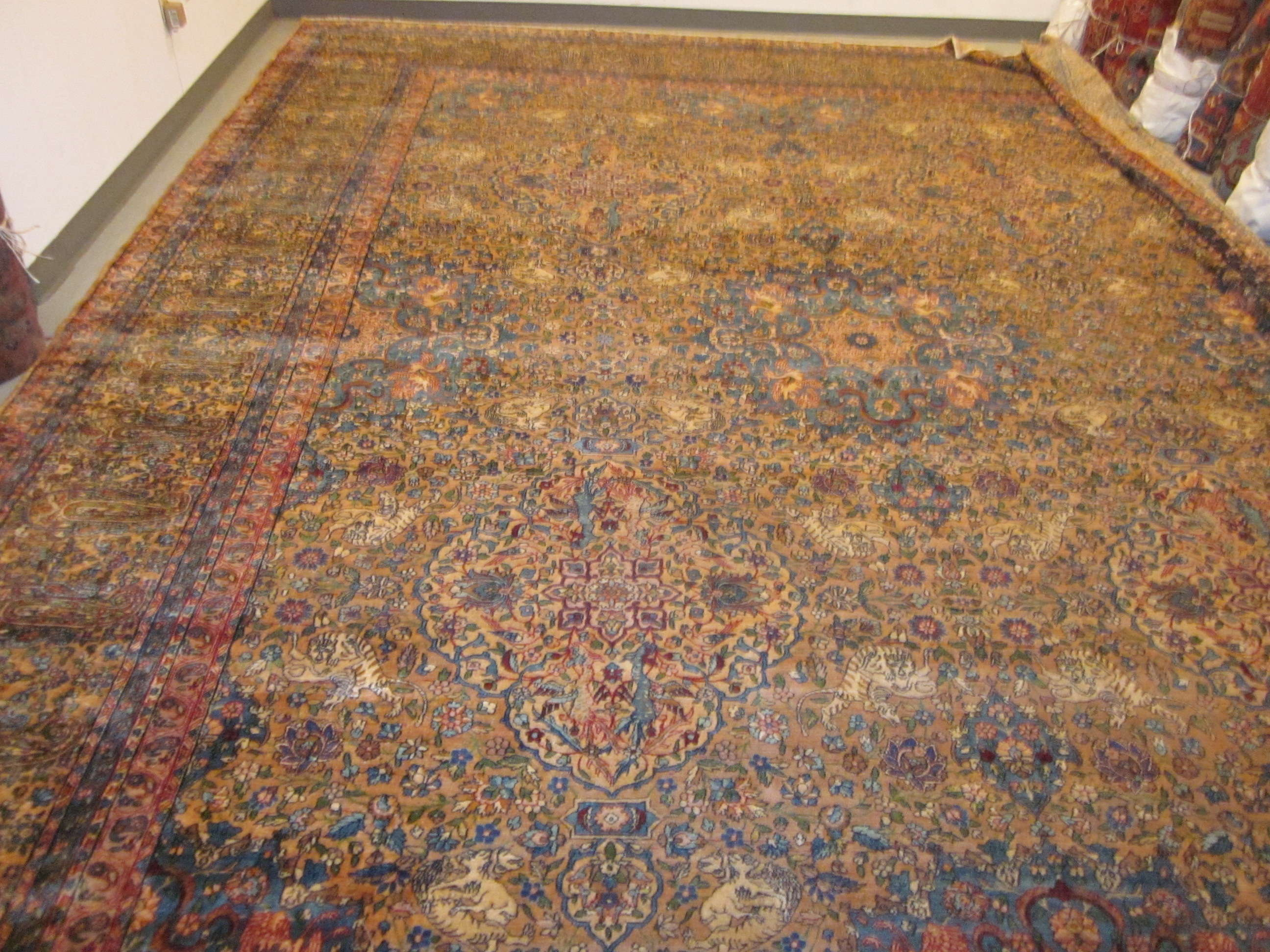 Kirman Carpet | Persia | Circa 1910
