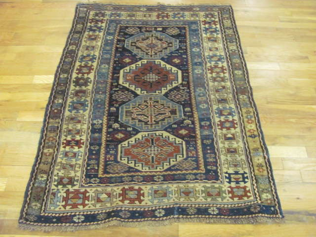 Shirvan Rug | Caucasus | Antique 1900s