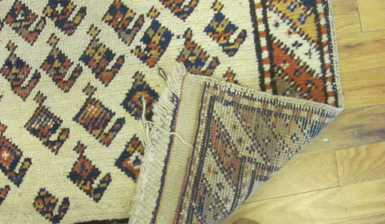 24820 antique caucasian karabagh runner 3,2x10,3-2