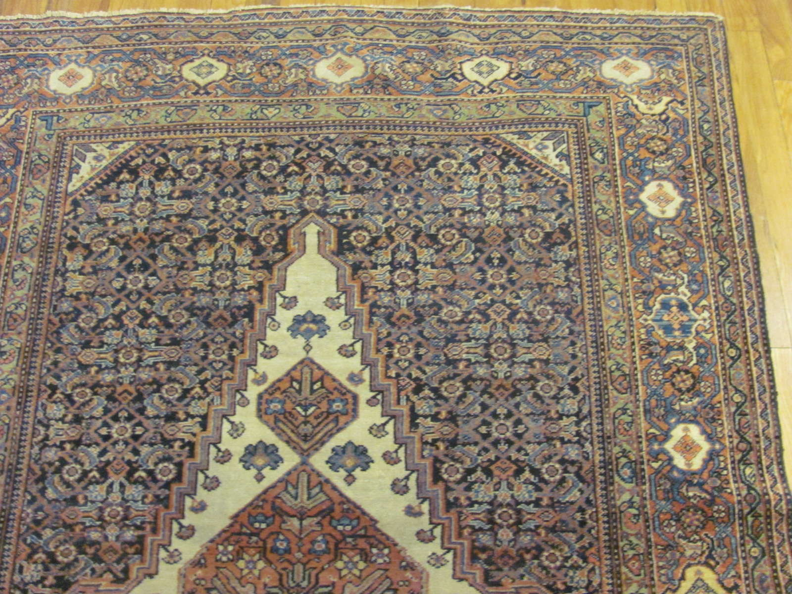 24823 antique persian fereghan rug 4,3 x 6,4 (2)