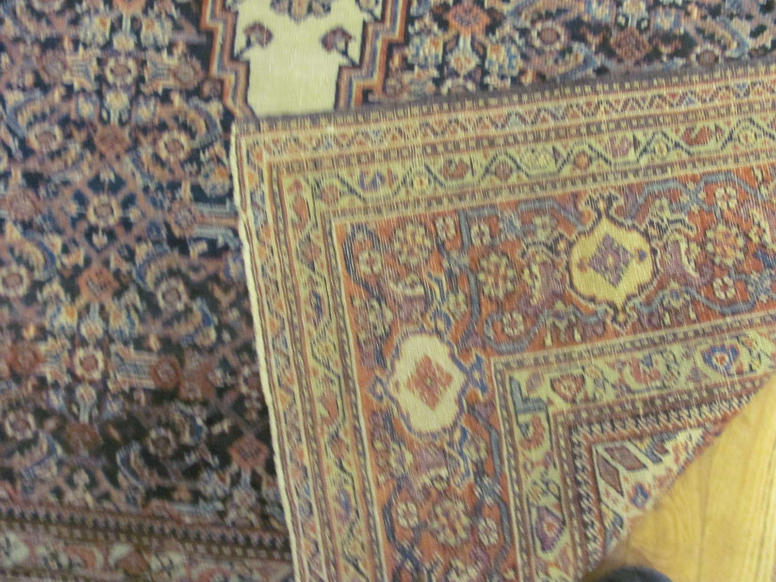 24823 antique persian fereghan rug 4,3 x 6,4 (3)