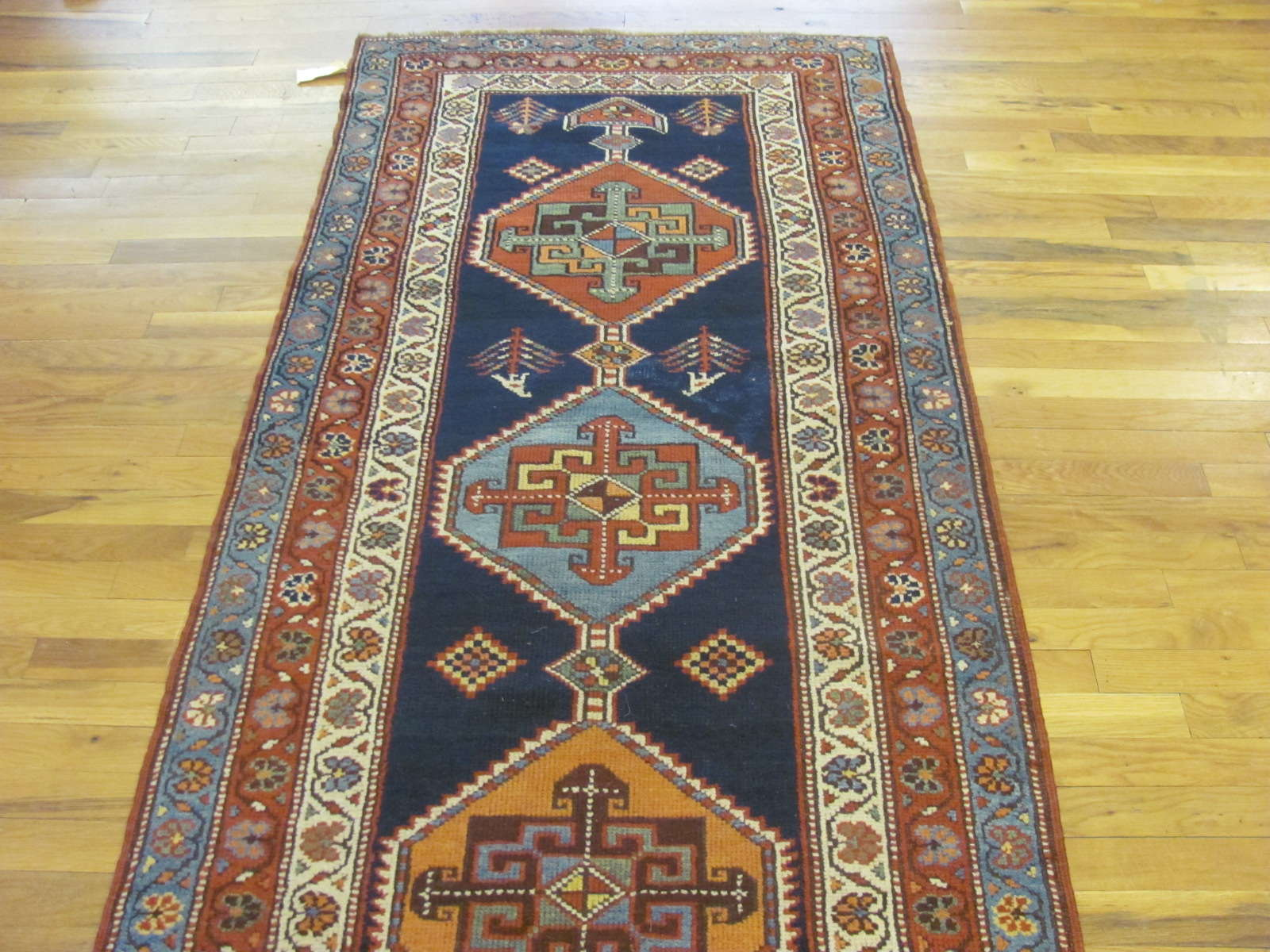 24824 antique persian nw kurd runner 3,2x13,7-1