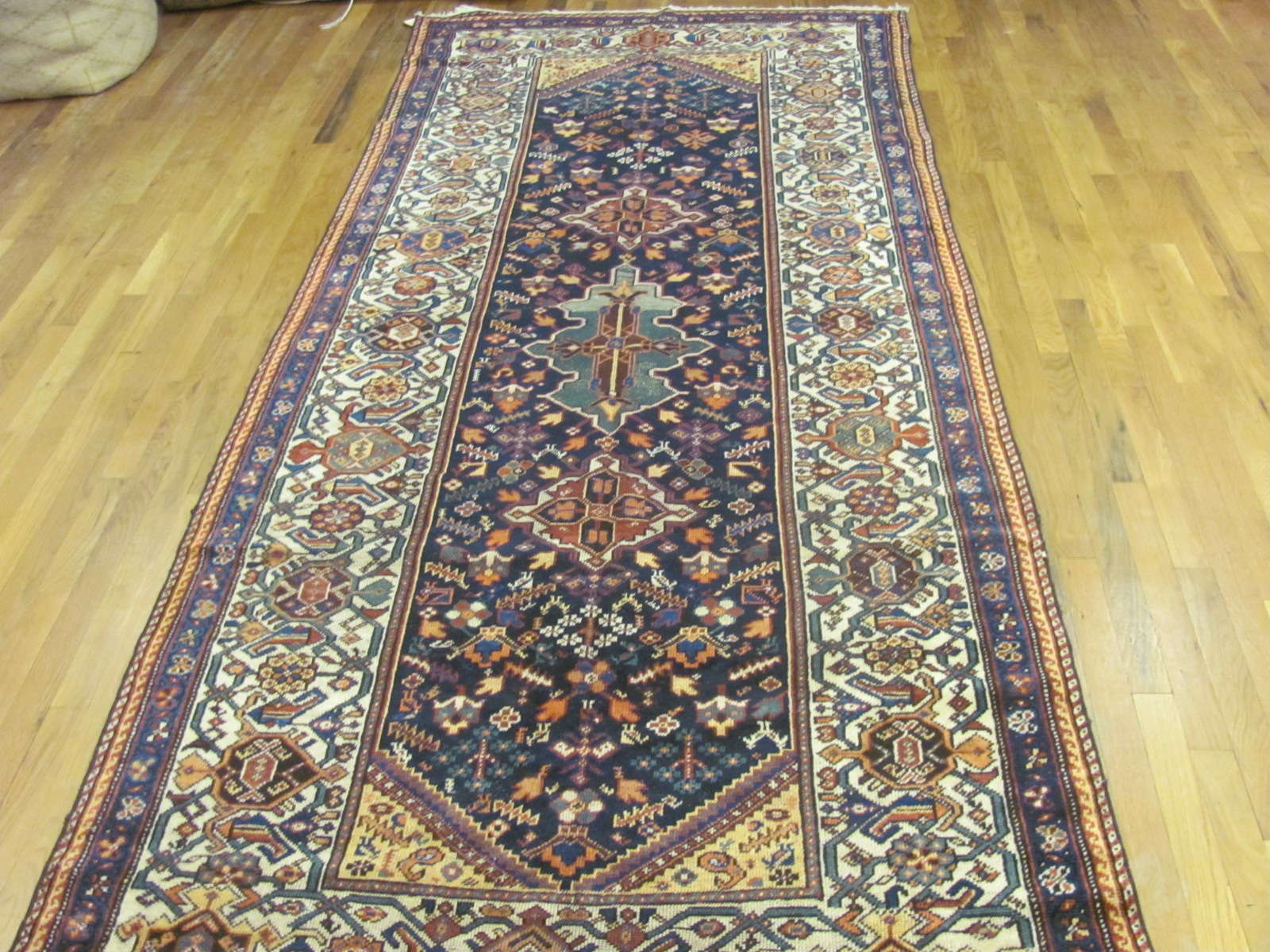 Bakhtiar Rug | Persian | Antique, C. 1910