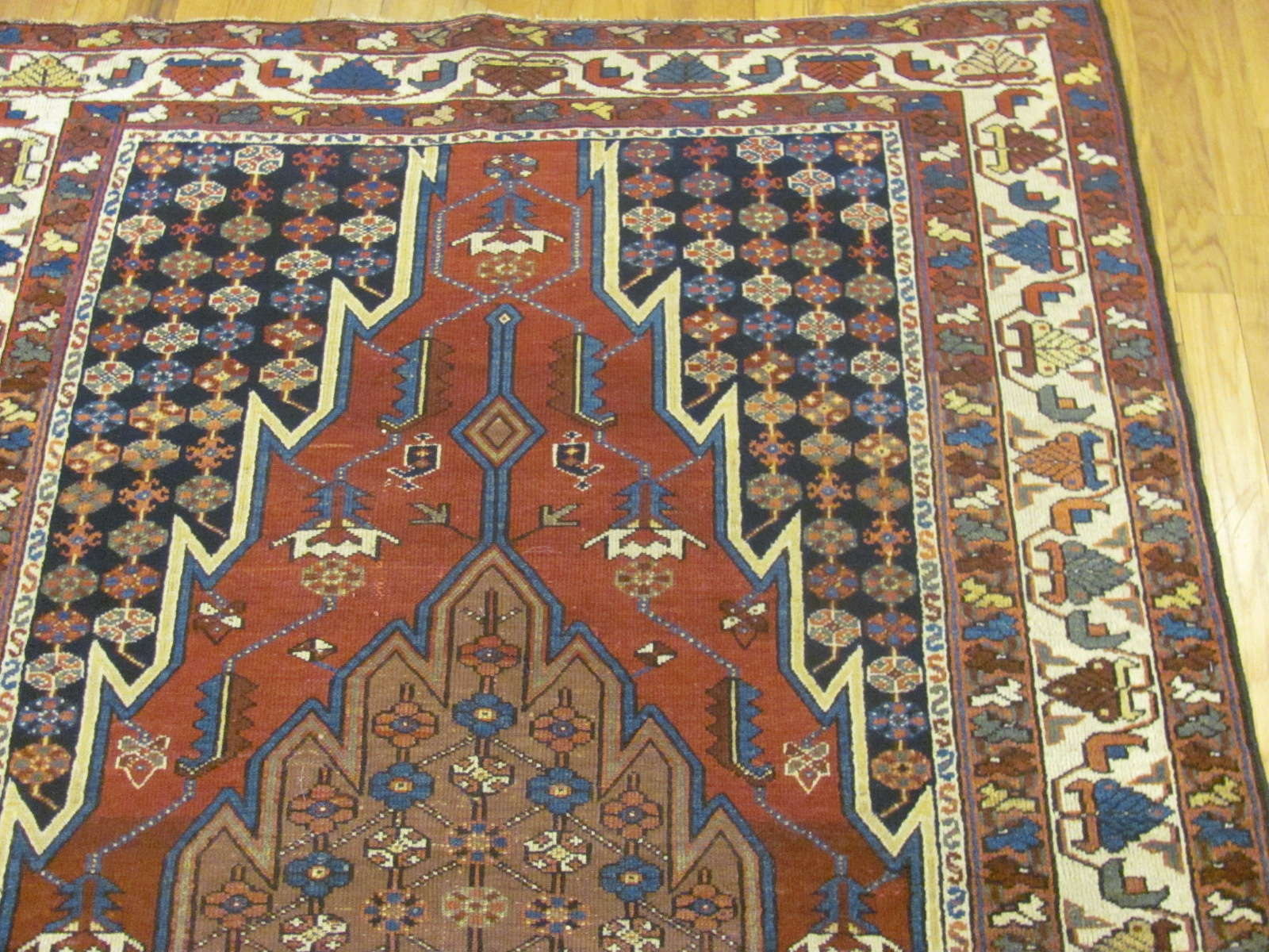 24827 persian malayer rug 4,3x6,4-1