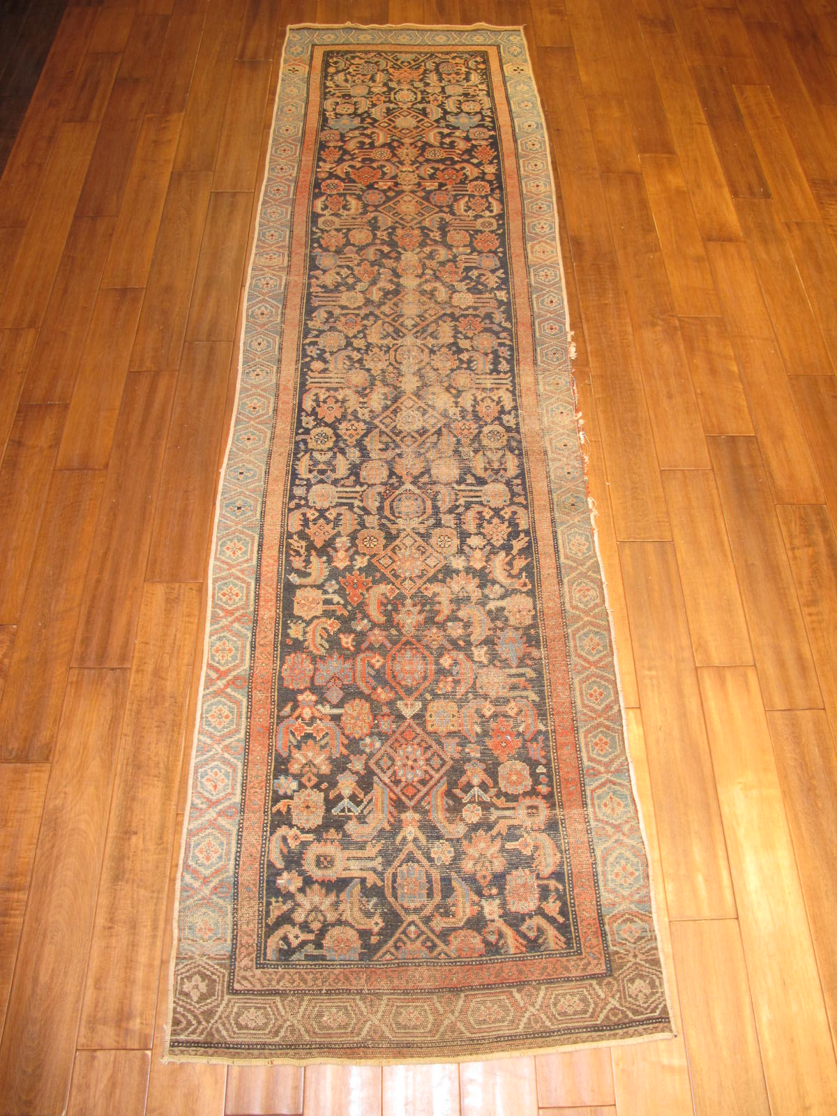 Malayer Rug | Persia | Antique ~ 1880
