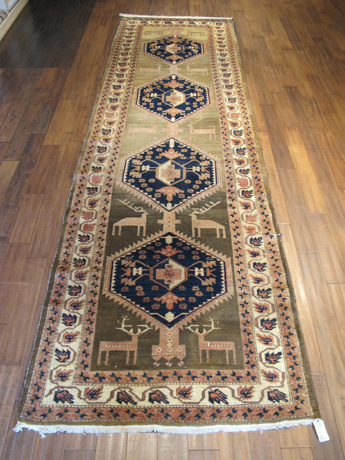 Northwest Persian Rug | Circa 1910