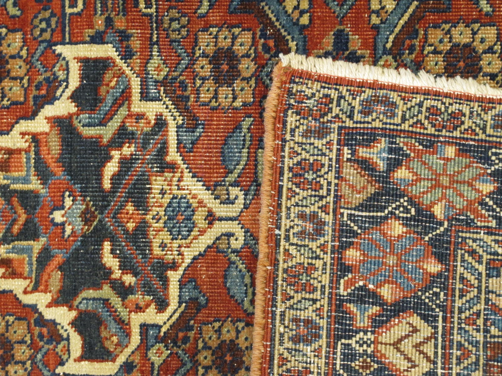 23180 persian heriz runner  3,5 x 15,7 (4)