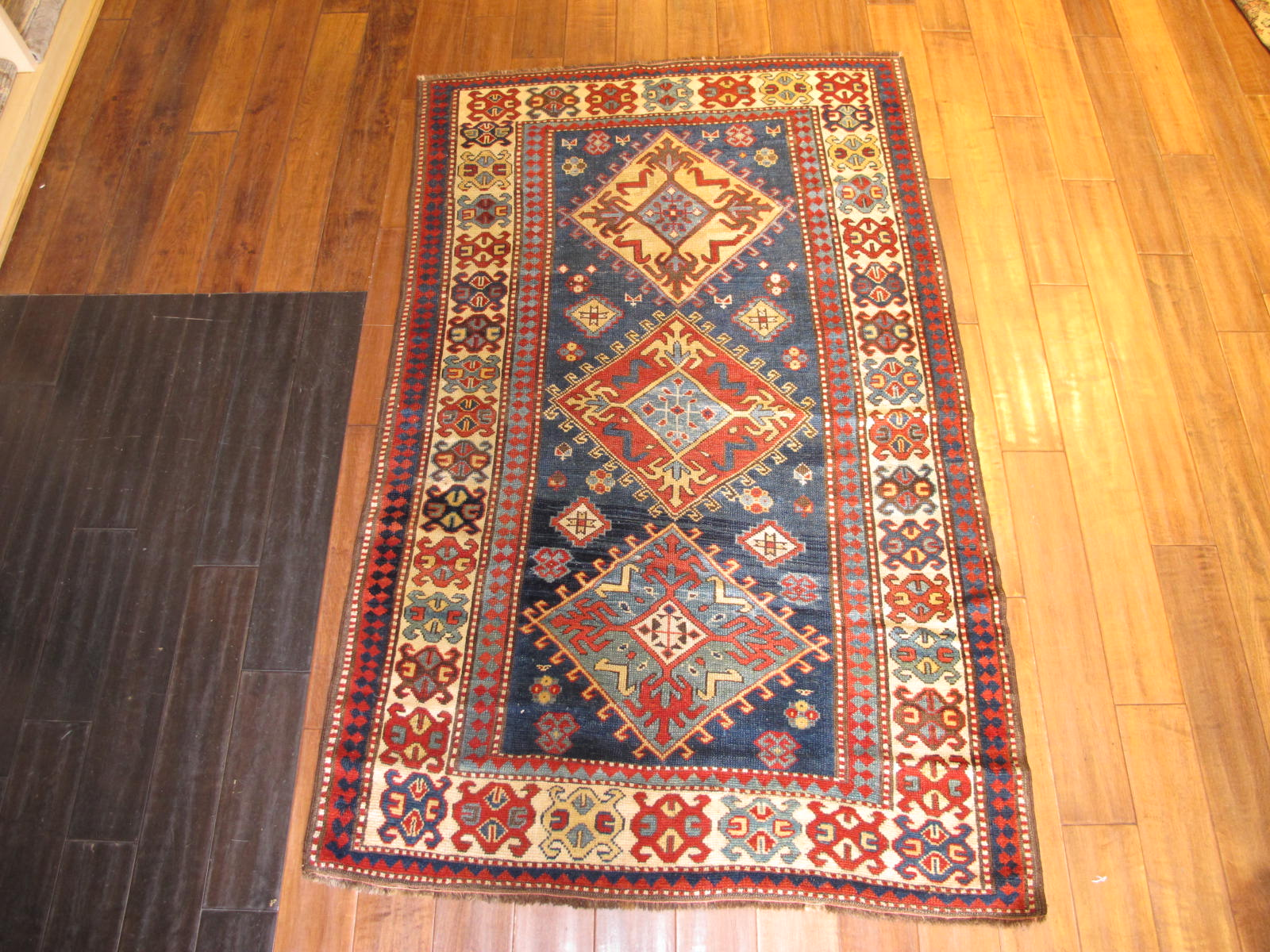 Genje Rug | Caucasus | Antique ~1890s