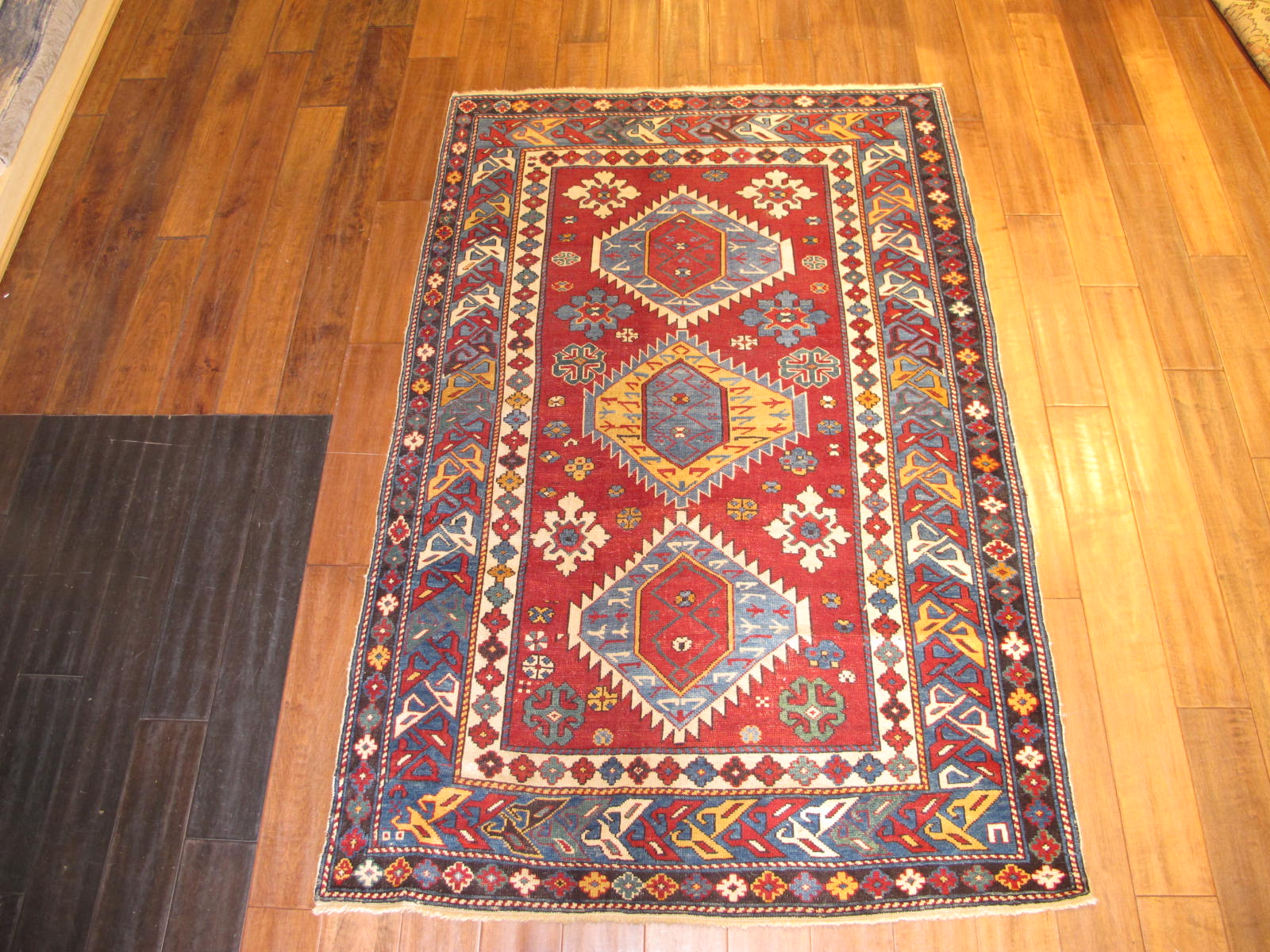 Shirvan Rug | Caucasus | Antique, C. 1900