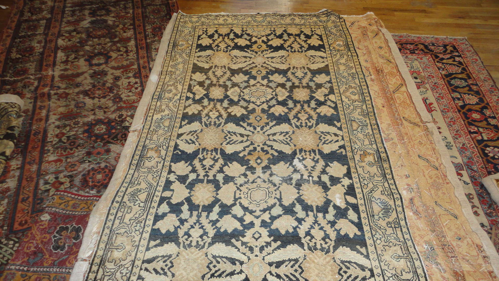 Malayer Rug | Persia | Antique ~ 1900