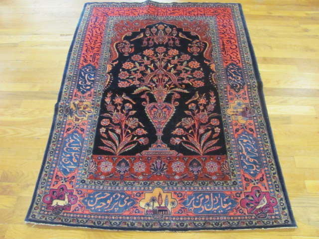 Persian Kashan carpet | Circa 1910