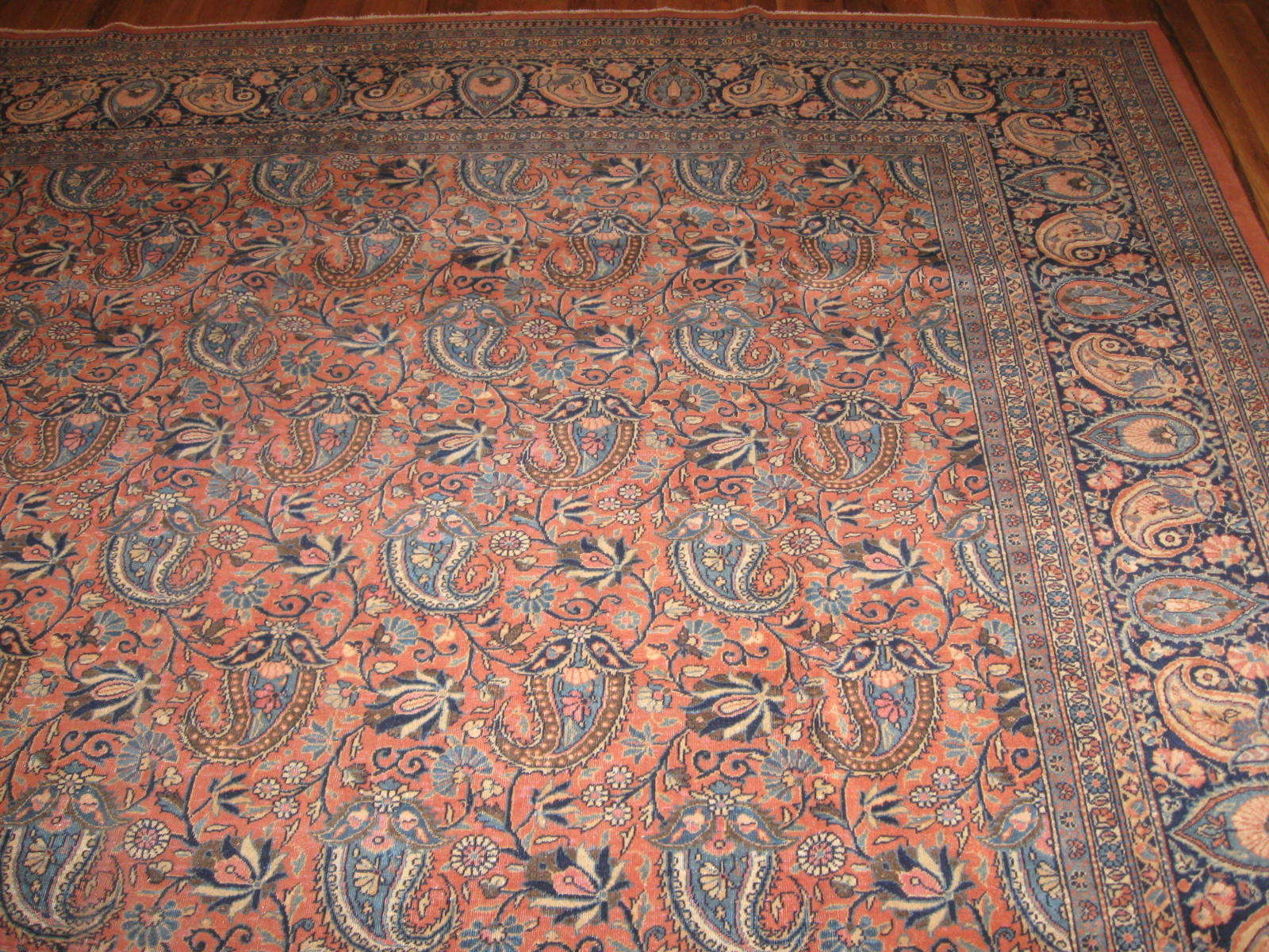 24863 persian kashan carpet 10,3x13,8-1