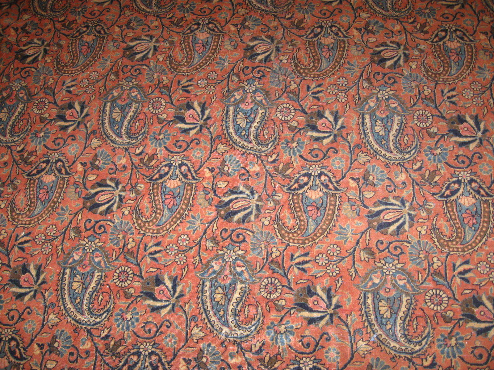 24863 persian kashan carpet 10,3x13,8-2