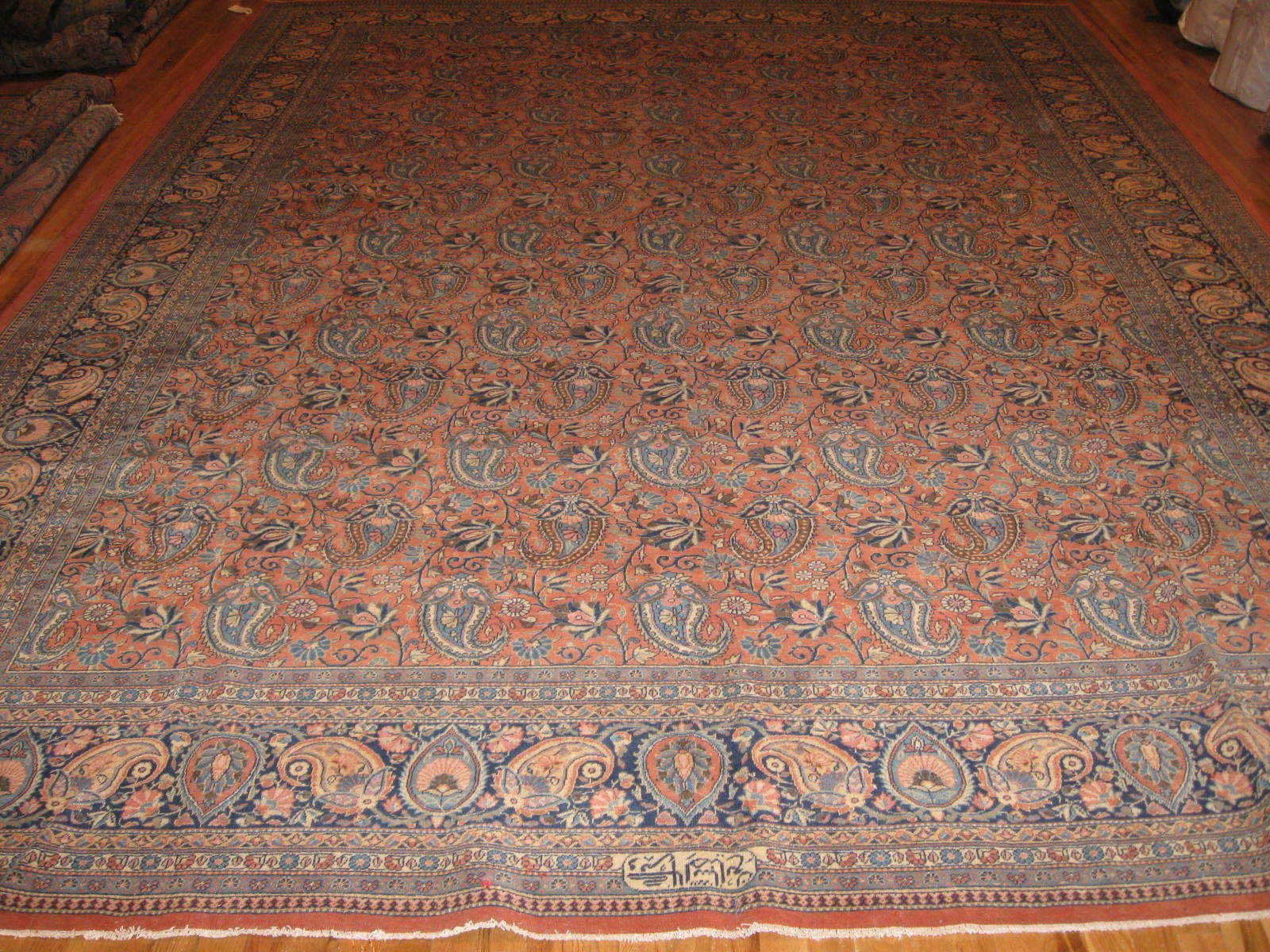 Persian Kashan carpet | Circa 1930