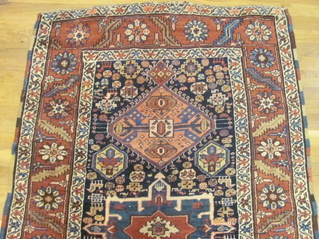 24890 antique northwest persian runner 3,5x15-1
