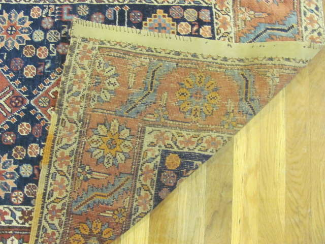 24890 antique northwest persian runner 3,5x15-3