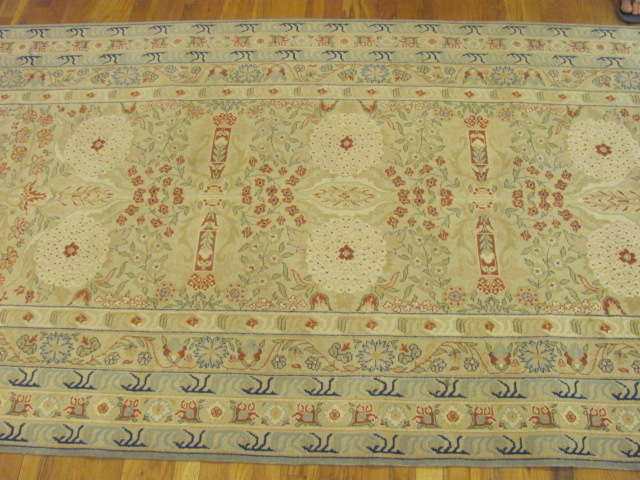 24921 contemporary indian hall runner 4,6 x 15 -2