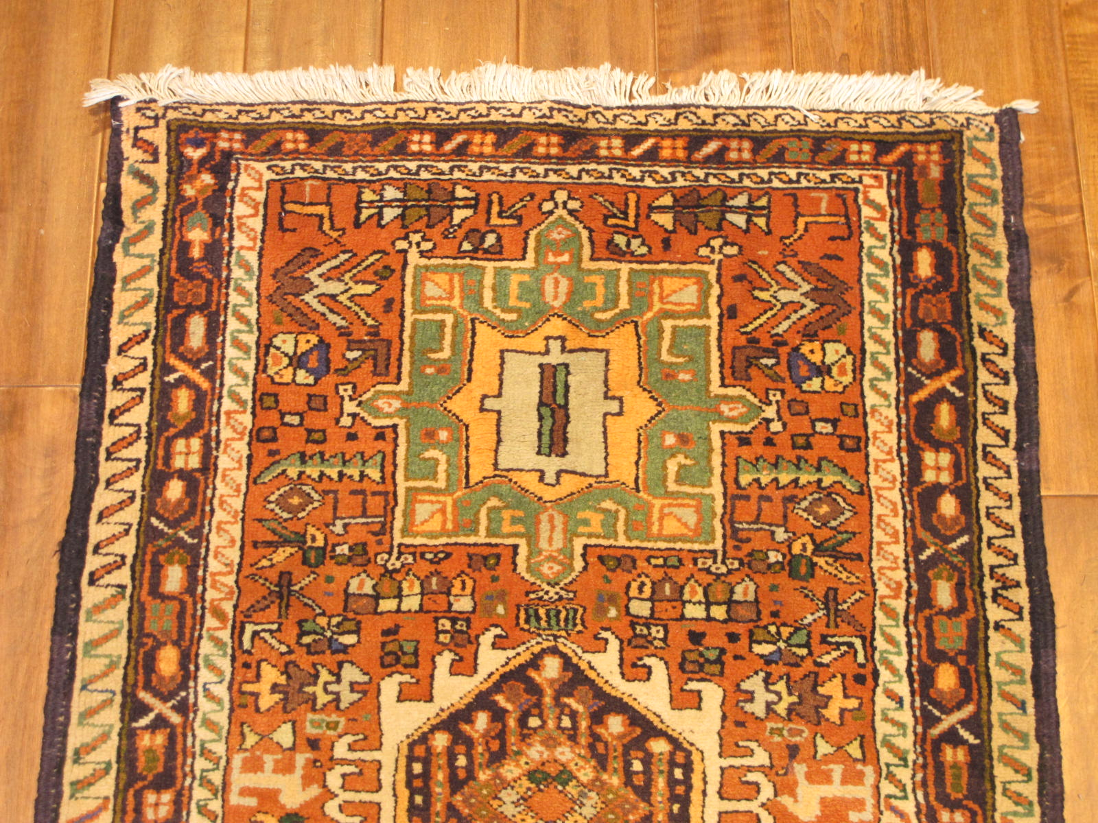 23666 Persian Karadja hall runner 2,9x15,5 (1)