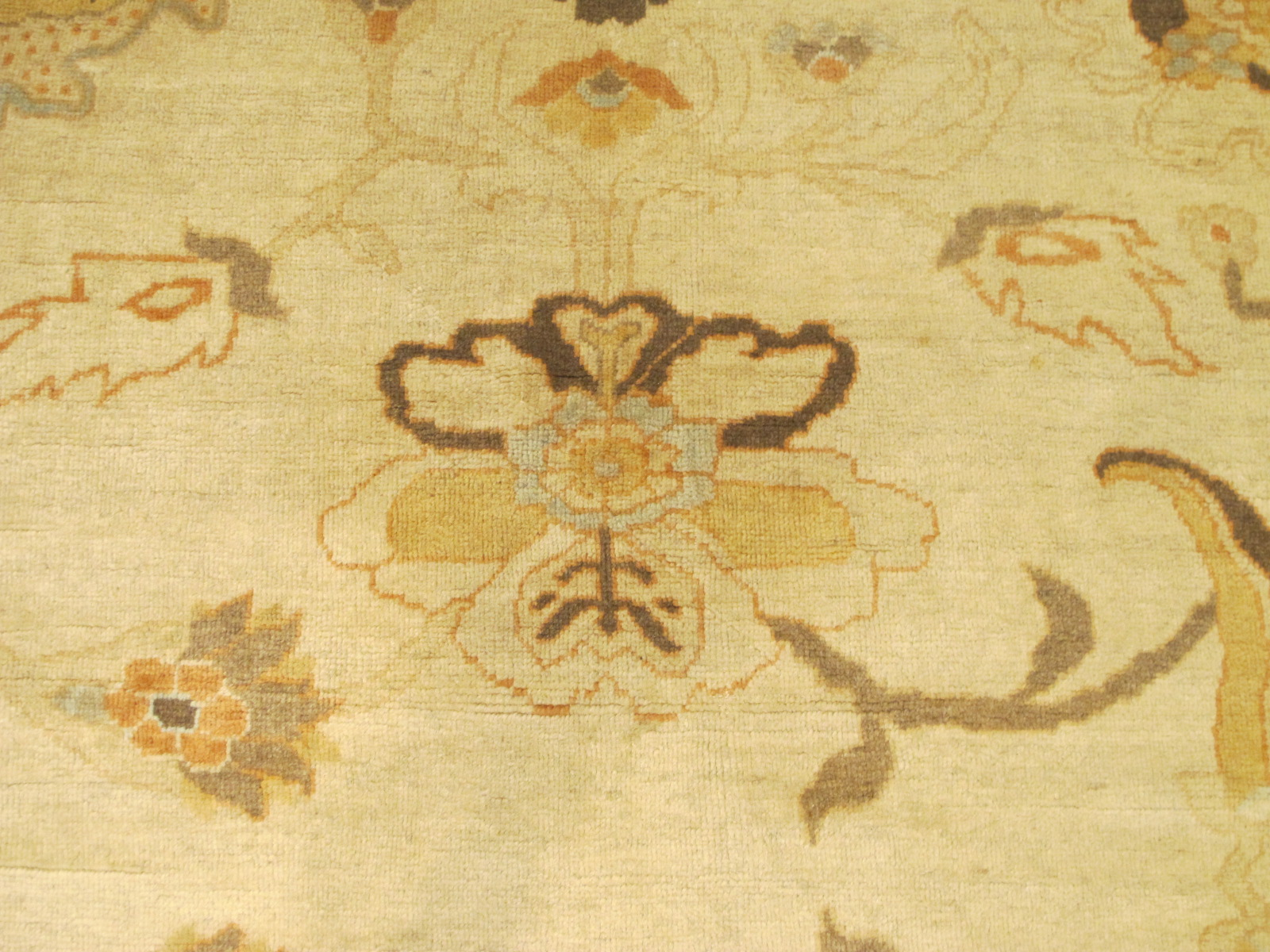 13112 Pakistani Sultanabad fragment rug 4,9x6,9 (2)