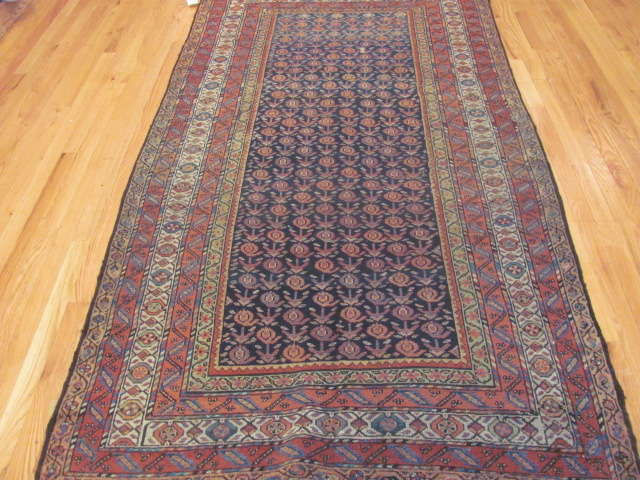 24935 Antique Persian Malayer rug 4,5 x 8,5