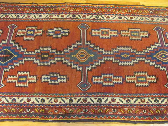 24939 Persian Bakhtiar hall runner 3,6 x 10 -2