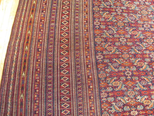 24945 Antique Tekke gallery carpet 8,2 x 20 -2