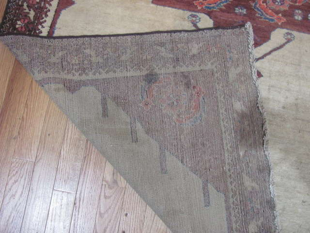 24950 Antique Persian Malayer rug 4,3 x 6,3 -3