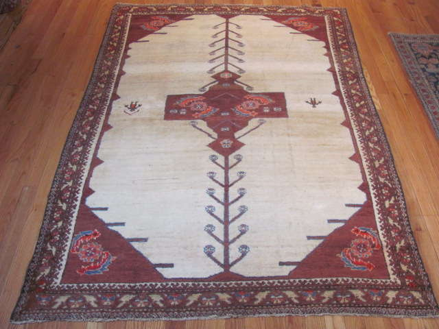24950 Antique Persian Malayer rug 4,3 x 6,3