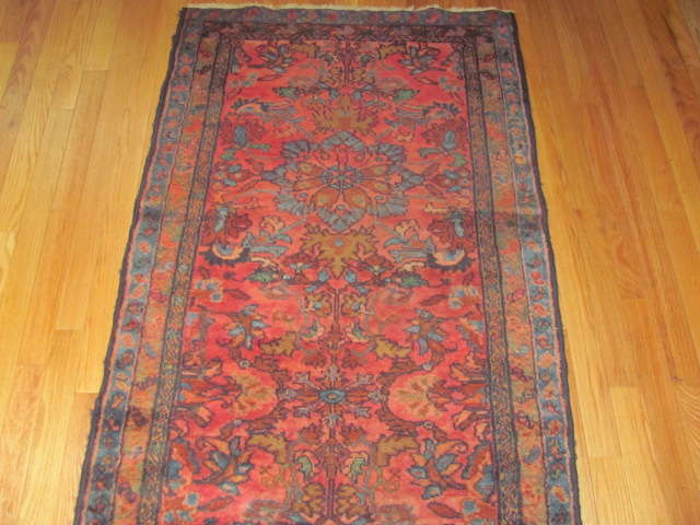 24953 Persian Lilihan hall runner 2,8 x 16 -1