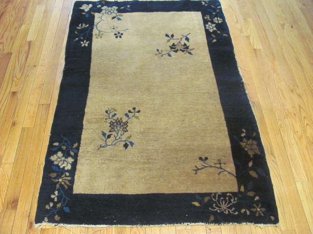 24960 Peking Chinese rug 3,1 x 4,10