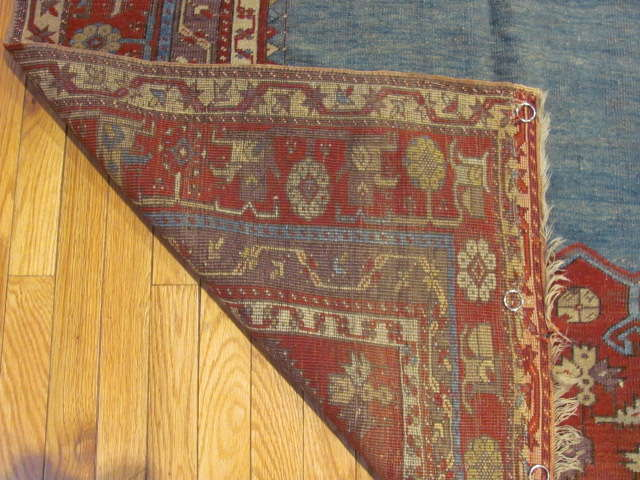 24967 Antique Anatolian Ladik rug   3,9 x 5,10 -3