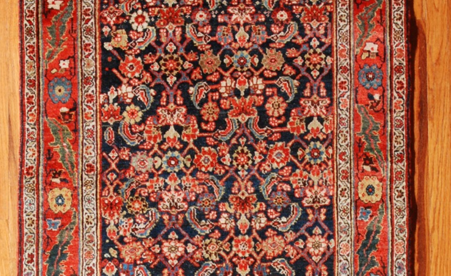 25045 Persian Bidjar hall runner 3,4 x 14,8-1