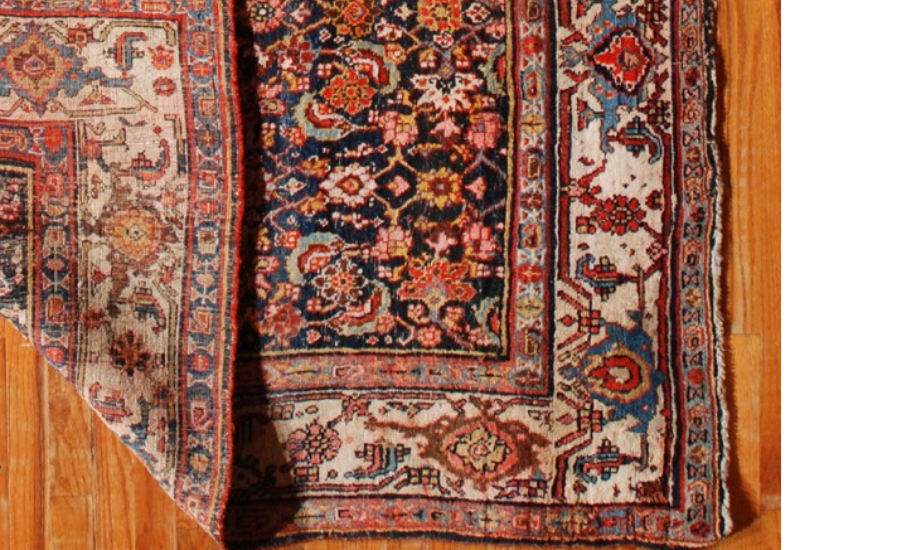 25046 Antique Persian Bidjar gallery 4,9 x 12,5-2