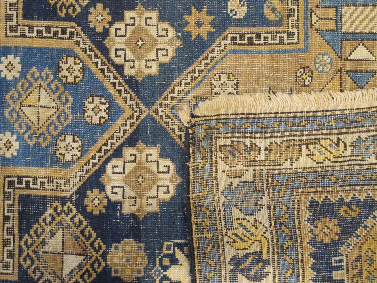 23675 antique caucasian shirvan 4 x 6 (2)