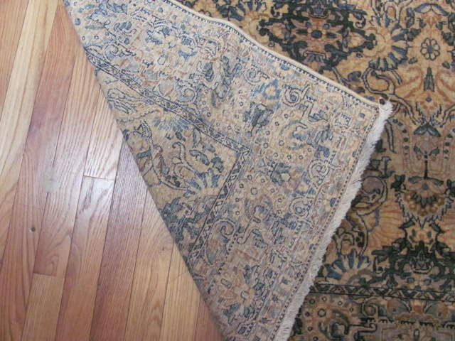 24942 Persian Kirman rug 3,9 x 6,9-3