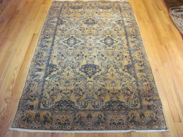 24942 Persian Kirman rug 3,9 x 6,9