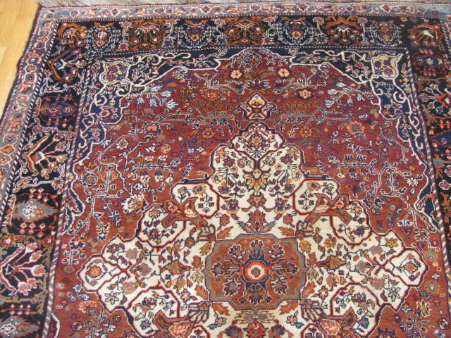 25102 antique persian qashqai rug 4,7 x 6,3-1