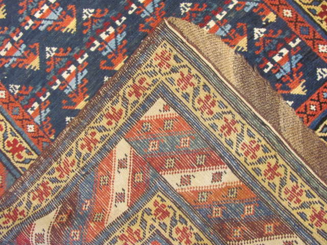 25108 antique persian hall runner 3,5 x 14,4-2