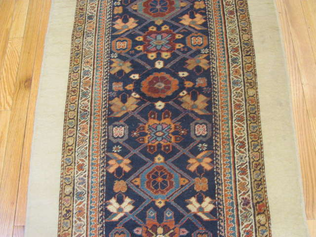 25119 Antique Persian Northwest Kurd runner 2,7 x 13,3-1