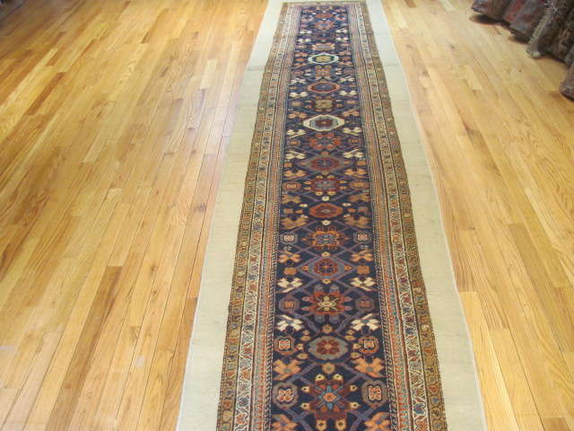 25119 Antique Persian Northwest Kurd runner 2,7 x 13,3