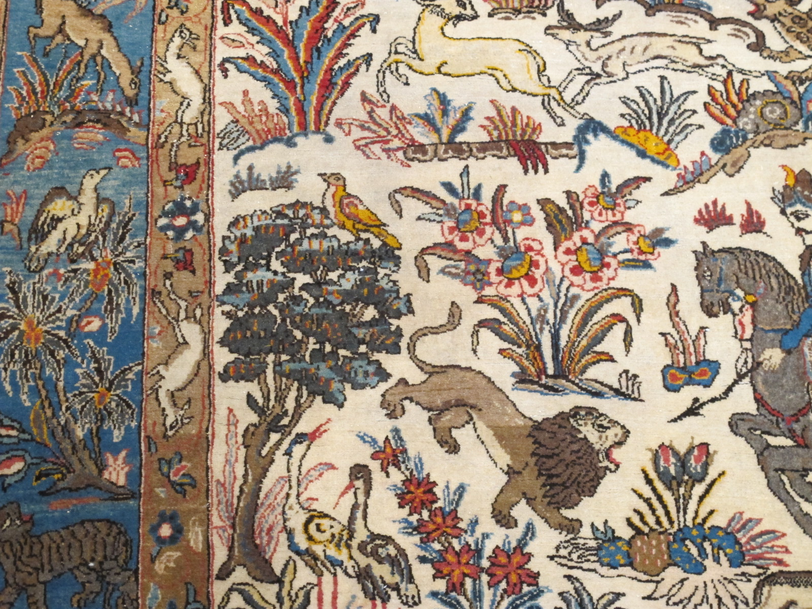 13123-persian-quom-hunting-rug-49-x-74-4